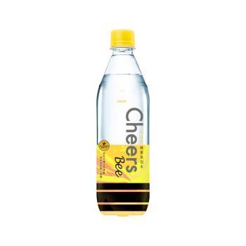 泰山 Cheers Bee蜂蜜氣泡水590ml(24入/箱)