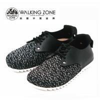 WALKING ZONE 包頭休閒鞋 懶人便鞋 女鞋 黑(另有藍)