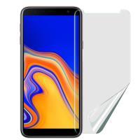 Xmart for 三星 Samsung Galaxy J4+ 防眩光霧面耐磨保護貼-非滿版