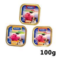 德國 Dr.Clauders 克勞德博士(犬用)主食餐盒100g 任選20盒
