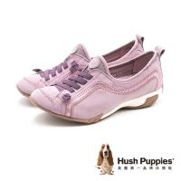 Hush Puppies QUALIFY 彈力休閒鞋 女鞋 -粉紫 (另有灰藍、黑)
