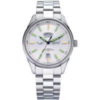 瑞士愛其華 Ogival-最新款夜鷹系列自動機械錶-白3359-3ATGS