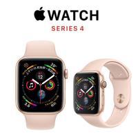 Apple Watch Series 4  LTE Sport  44mm金鋁/沙粉運動  MTVG2TA/A