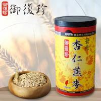 御復珍 黃金杏仁燕麥6罐組 (無糖, 450g/罐)
