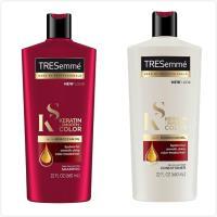 美國同步上市TRESemme彩絲美洗髮乳 潤髮乳~染髮護色柔亮 22oz ~4