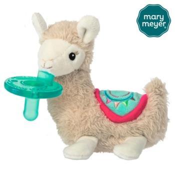 美國 Mary Meyer-玩偶安撫奶嘴-羊駝莉莉