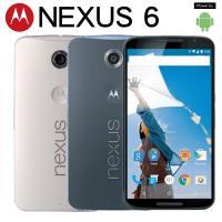 【福利品】MOTO Nexus 6 (3G/32G) 6吋智慧型手機 (贈行動電源)