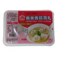 【義美】香菇貢丸(190g/盒)