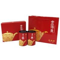 【名池茶業】獨家選藏金福氣高山茶禮盒組(150克x2)(2組)(型錄品)