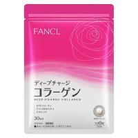 【FANCL 芳珂】加強版膠原蛋白C錠180粒(30日份/包)