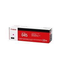 Canon 佳能 Cartridge 045 / CRG045 M 原廠碳粉匣 紅色 原廠公司貨
