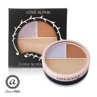任-Love Alpha 綜合三色提亮修飾遮瑕膏