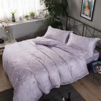夢工場 繆斯女神天絲四件式兩用被床包-雙人