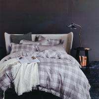 Indian 加大100%天絲七件式床罩組-夜的夢