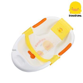 黃色小鴨 Piyo Piyo -雙色豪華型沐浴盆+網床