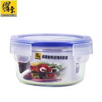 鍋寶 耐熱玻璃保鮮盒1050ML BVC-1050