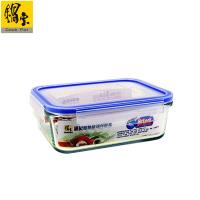 鍋寶 耐熱玻璃保鮮盒900ML BVC-0901-2-S
