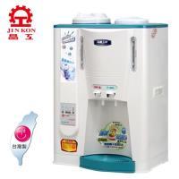 JINKON晶工牌 10.5公升全自動溫熱開飲機 JD-3677