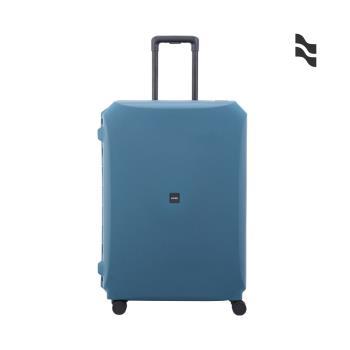 《Traveler Station》LOJEL VOJA 30吋 PP框架拉桿箱 藍