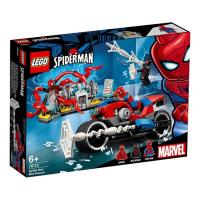 LEGO樂高積木 - SUPER HEROES 超級英雄系列 - 76113 Spider-Man Bike Rescue