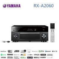 YAMAHA RX-A2060 家庭劇院組 AV收音擴大機