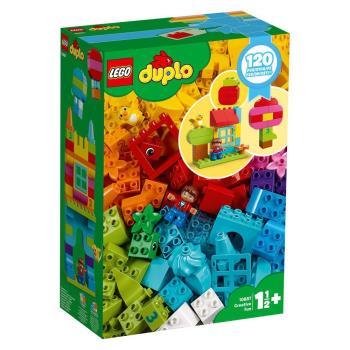 LEGO樂高積木 - Duplo 得寶系列 - 10887 歡樂創意顆粒套裝
