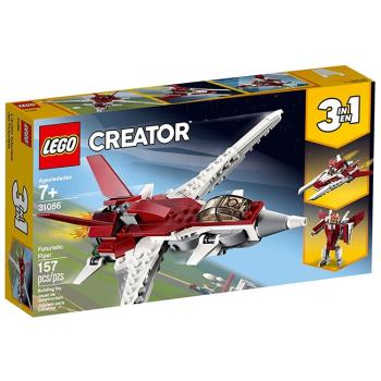 LEGO樂高積木 - 創意大師 Creator 系列 - 31086 未來飛行器