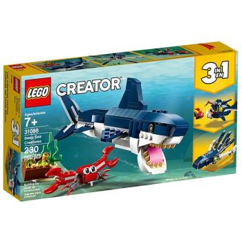 LEGO樂高積木 - 創意大師 Creator 系列 - 31088 深海生物
