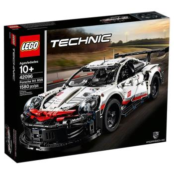 LEGO樂高積木 - Technic 科技系列 - 42096 Porsche 911 RSR
