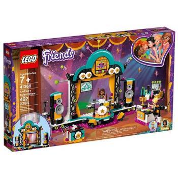 LEGO樂高積木 - Friends 姊妹淘系列 - 41368 安德里亞的才藝競賽