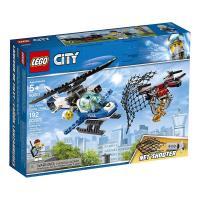 LEGO樂高積木 - City 城市系列 - 60207 航警無人機追擊