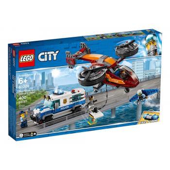 LEGO樂高積木 - City 城市系列 - 60209 航警鑽石搶刧戰