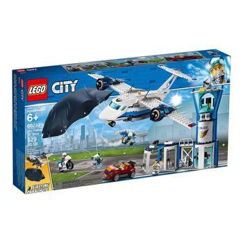 LEGO樂高積木 - City 城市系列 - 60210 航警航空基地