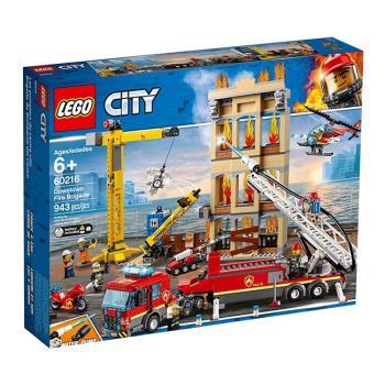 LEGO樂高積木 - City 城市系列 - 60216 市區消防隊