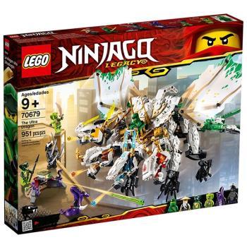 LEGO樂高積木 - NINJAGO 旋風忍者系列 - 70679 超級巨龍