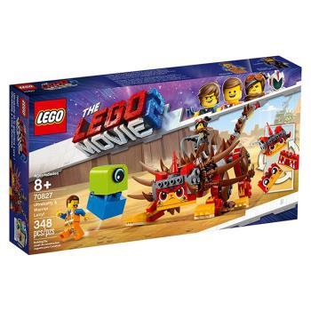 LEGO樂高積木 - 樂高玩電影系列 - 70827 Ultrakatty  Warrior Lucy!