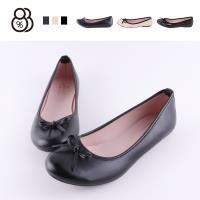 【88%】百搭素面圓頭平底包鞋 OL上班族穿搭必備 娃娃鞋 ◆MIT台灣製