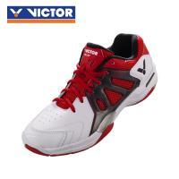 【VICTOR】勝利羽球鞋 SH-A620W AD 黑/鮮紅