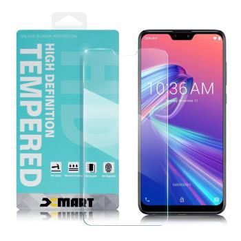 Xmart for Asus Zenfone Max Pro M2 ZB631KL薄型9H玻璃保護貼-非滿版
