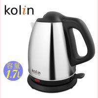 Kolin歌林 1.7L不鏽鋼快煮壺  KPK-MNR1716S