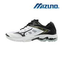【MIZUNO 美津濃】WAVE LIGHTNING Z5 男排球鞋 黑白 V1GA190009