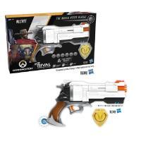 NERF樂活打擊 決戰系列 - Overwatch鬥陣特攻 麥卡利左輪手槍 McCree Blaster