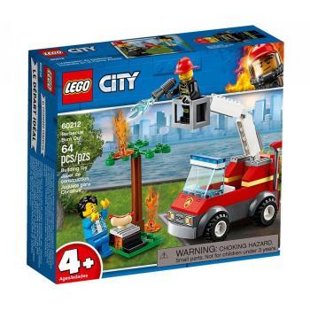 LEGO樂高積木 - City 城市系列 - 60212 烤肉架火災