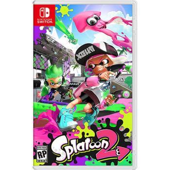 【Nintendo 任天堂】漆彈大作戰 2 (日文版)