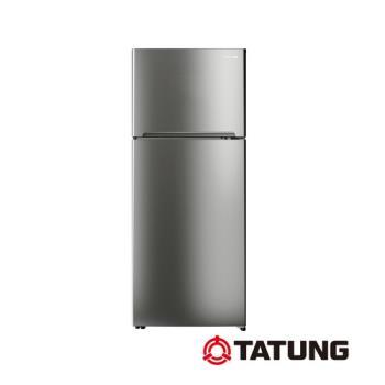 TATUNG大同 480L變頻雙門冰箱 TR-B480VD 銀灰色
