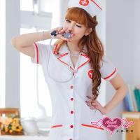 天使霓裳 療癒情人 護士 角色扮演服(白F) GG14819