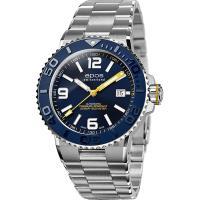 epos 愛寶時 Sportive Diver 500米防水陶瓷錶圈自動排氦機械錶 3441.131.96.56.30
