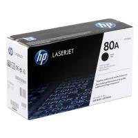 【HP 惠普】80A 黑色原廠 LaserJet 碳粉匣(CF280A)