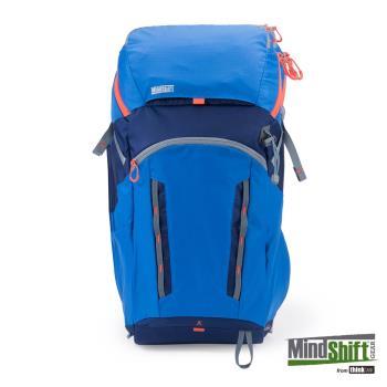 MindShift Gear曼德士 rotation180º Horizon™探險攝影登山後背包34L 相機包-碧藍 MSG520216