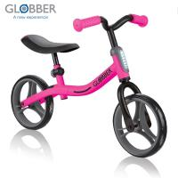 GLOBBER哥輪步 GO BIKE兒童平衡滑步車/學步車-粉